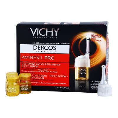 Aminexil Pro / Интенсивное ср-во против выпадения волос для мужчин, 12*6 мл